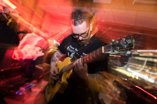 Wilkes-Barre photographer Keith Perks releases local music 'SCENE' compilation at April 6 show in Scranton