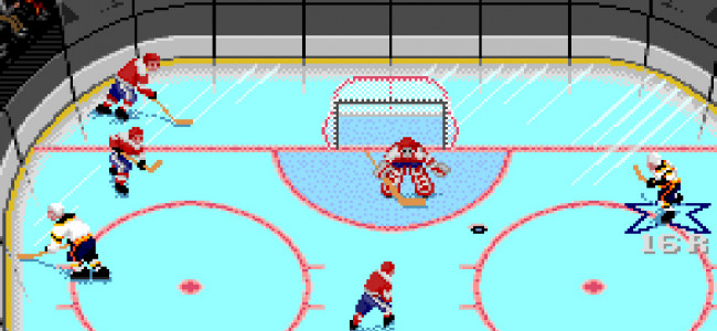 TURN TO CHANNEL 3: 'NHL '94' earned its reputation as an all-time best sports game