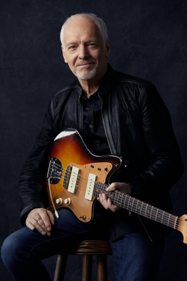 Legendary rock guitarist Peter Frampton comes alive at Kirby Center in Wilkes-Barre on June 18
