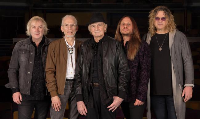 Grammy-winning prog rockers Yes celebrate 50th anniversary at Penn's Peak in Jim Thorpe on July 6