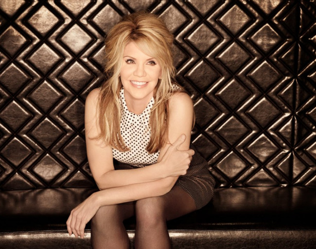 Grammy-winning country star Alison Krauss sings at Kirby Center in Wilkes-Barre on June 10