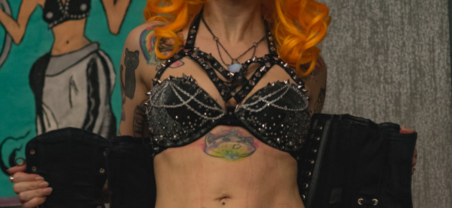 PHOTOS: Electric City Tattoo Convention at the Hilton Scranton, 04/14/18