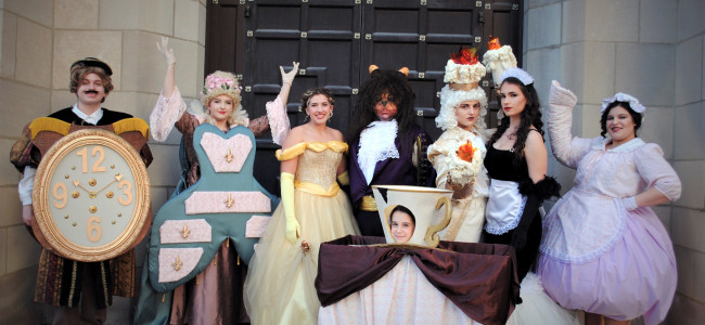 60 young performers present Disney's 'Beauty and the Beast' at Scranton Cultural Center April 20-22