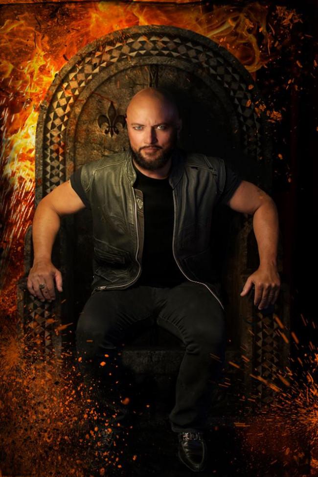 Singer Geoff Tate performs Queensrÿche's 'Operation: Mindcrime' live in Stroudsburg on June 14