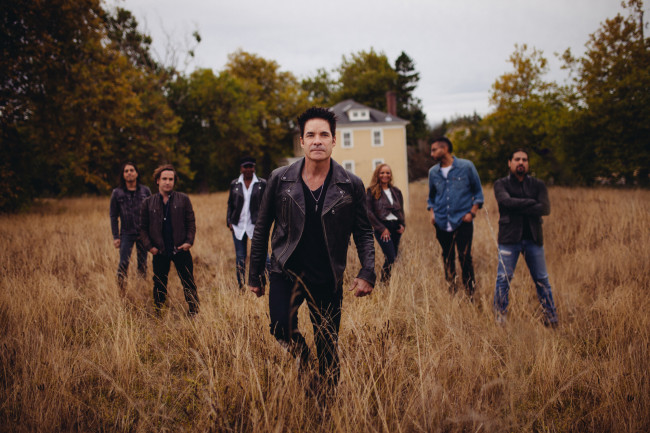 Grammy-winning pop rockers Train play at Sands Bethlehem Event Center on June 13