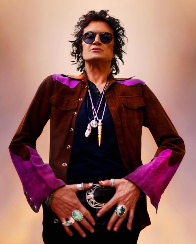 'Voice of Rock' Glenn Hughes performs 'Classic Deep Purple' at Penn's Peak in Jim Thorpe on Sept. 8