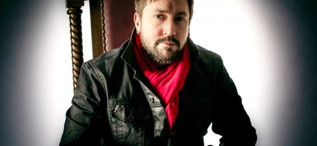 Ex-Breaking Benjamin guitarist Aaron Fink plays release show for 4th solo album in Wilkes-Barre on May 18