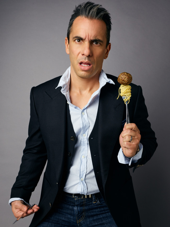 Comedian Sebastian Maniscalco returns to Kirby Center in Wilkes-Barre on Sept. 14