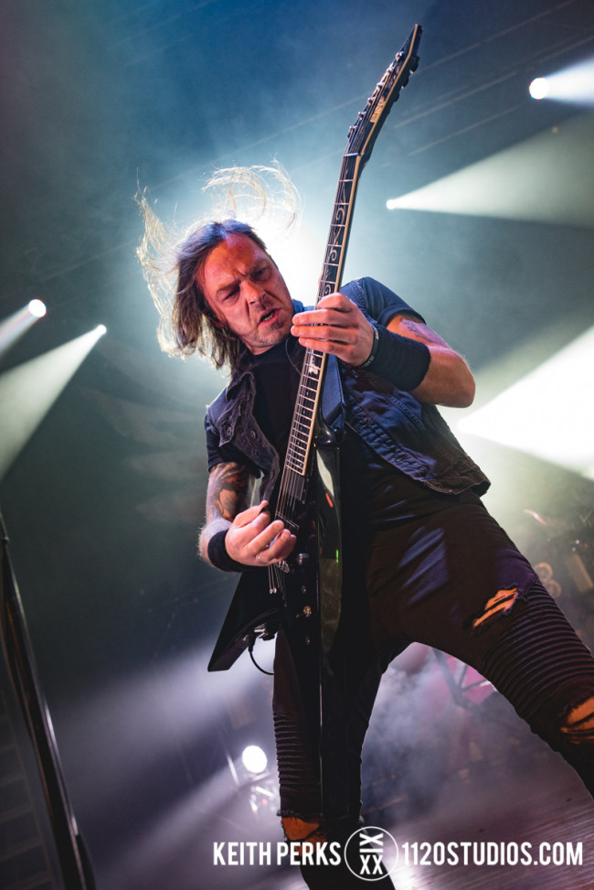 PHOTOS: Bullet for My Valentine, Trivium, and Toothgrinder at Sherman Theater in Stroudsburg, 05/18/18