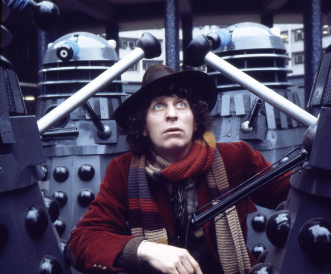 Director's cut of 'Doctor Who: Genesis of the Daleks' premieres in NEPA theaters on June 11