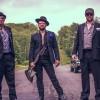 Dustin Douglas & The Electric Gentlemen 'Break It Down' at album release show in Wilkes-Barre on June 2