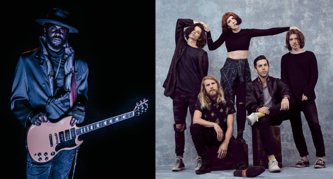Headliners Gary Clark Jr. and Grouplove complete Musikfest lineup at SteelStacks in Bethlehem Aug. 8-9