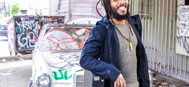 Grammy-winning reggae rebel Ziggy Marley performs at Penn's Peak in Jim Thorpe on Sept. 16