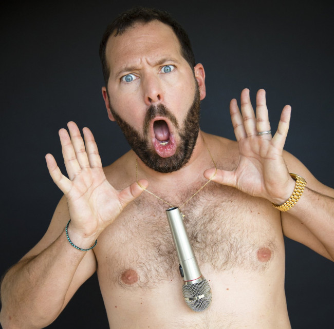 Comedian Bert Kreischer, a.k.a. 'The Machine,' performs at Sands Bethlehem Event Center on Nov. 9