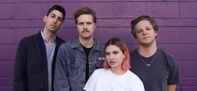 Scranton indie rockers Tigers Jaw play intimate acoustic show at Karl Hall in Wilkes-Barre on May 31