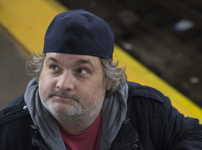 Comedians Artie Lange, Rich Vos, and Bob Levy perform at Ritz Theater in Scranton on Sept. 21