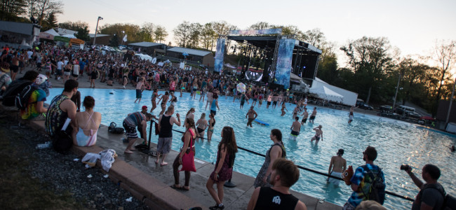 New Montage Mountain Moosic Festival takes over Scranton water park on Aug. 18