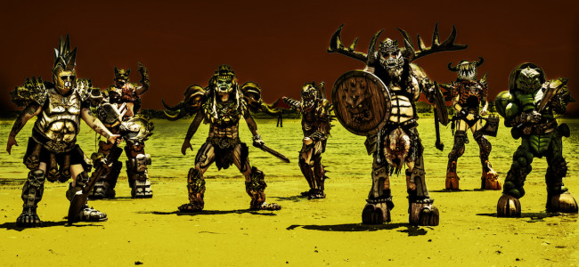 GWAR unleashes 'Gore, Core, Metal, and More' at Sherman Theater in Stroudsburg on Nov. 6