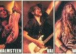 5 guitar gods in Generation Axe shred at Sands Bethlehem Event Center on Nov. 27