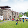 Scranton Iron Furnaces host Pink Floyd laser show, '80s tribute, and rock concerts this summer