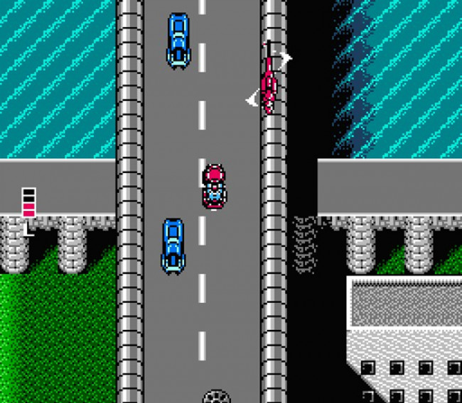 TURN TO CHANNEL 3: Hunt down 'Super Spy Hunter' and enjoy this souped-up NES sequel