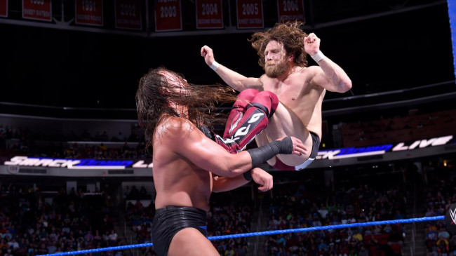'WWE SmackDown' broadcasts live from Mohegan Sun Arena in Wilkes-Barre on July 17