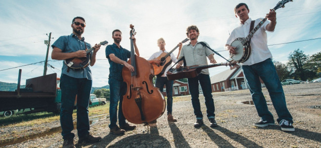 Progressive folk/bluegrass band Fireside Collective plays free show at Opera House in Jim Thorpe on July 15