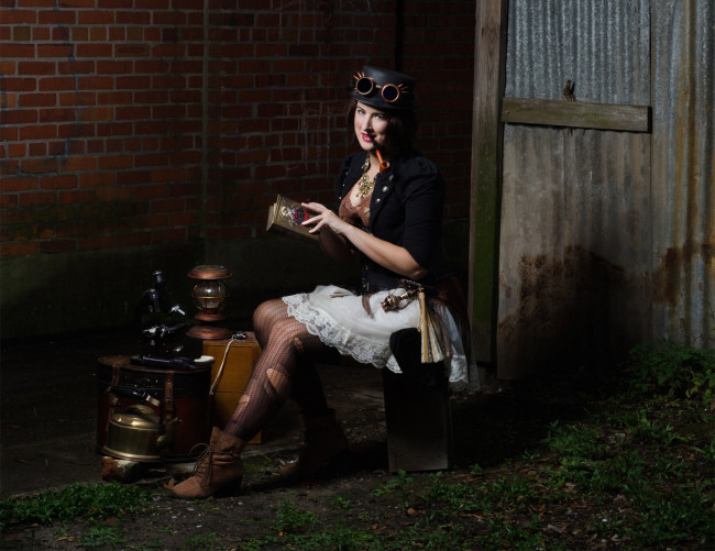 The Cooperage in Honesdale hosts Steampunk Ball with live roots rock music on July 20