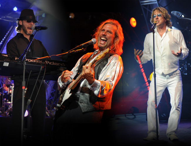 The music of the Bee Gees is Stayin' Alive at F.M. Kirby Center in Wilkes-Barre on Nov. 2