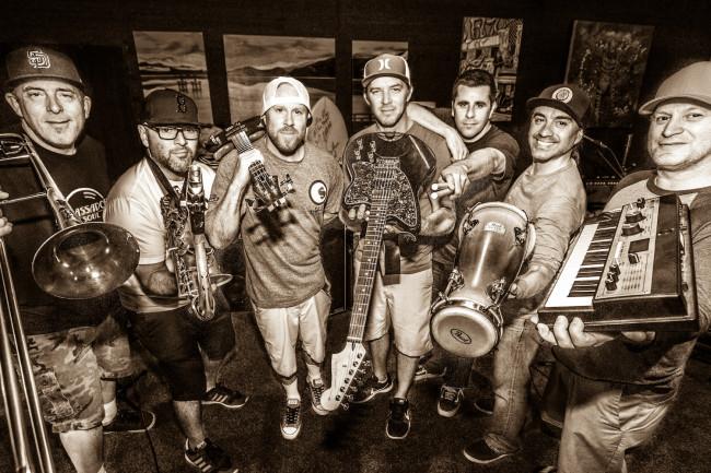 Cali reggae rockers Slightly Stoopid are 'Passing Through' Penn's Peak in Jim Thorpe on Nov. 17