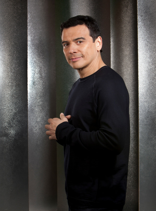 Comedian and Comedy Central star Carlos Mencia performs at Sands Bethlehem Event Center on Sept. 28
