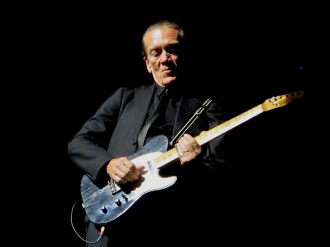 'Masters of the Telecaster' with 'SNL' bandleader G.E. Smith shred at Scranton Cultural Center on Sept. 21