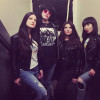 All-female Ramones tribute Rockaway Bitch plays Punk Rock BBQ at Border Bar in Pittston on Sept. 1