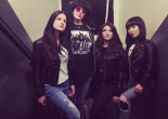 All-female Ramones tribute Rockaway Bitch plays Punk Rock BBQ at Border Bar in Pittston on Sept. 1
