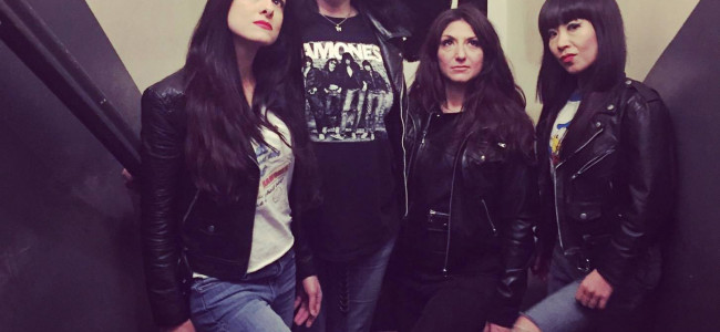 All-female Ramones tribute Rockaway Bitch returns to Pittston for 'Holiday Shitshow' on Dec. 29