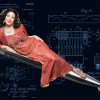 Hollywood bombshell and genius inventor Hedy Lamarr comes to life at Scranton Cultural Center Sept. 28-30