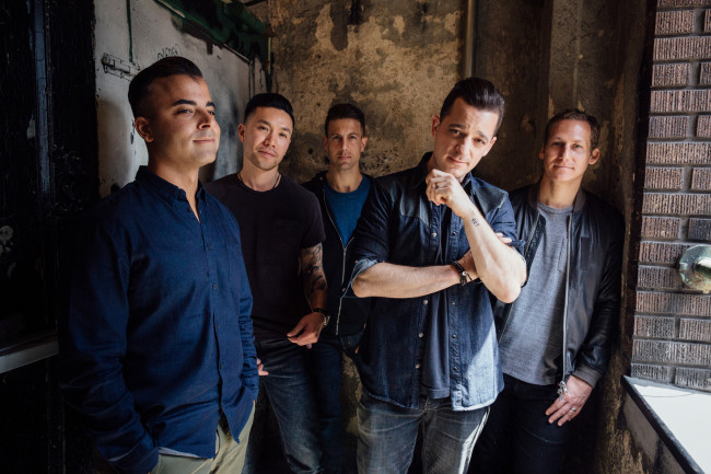 Jam pop rockers O.A.R. return to Penn's Peak in Jim Thorpe on Dec. 9
