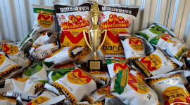 Annual Middleswarth Chip Eating Contest returns to Sabatini's in Exeter on Nov. 30
