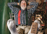 Comedian Red Green hosts 'last' live tour, stops at Kirby Center in Wilkes-Barre on March 28