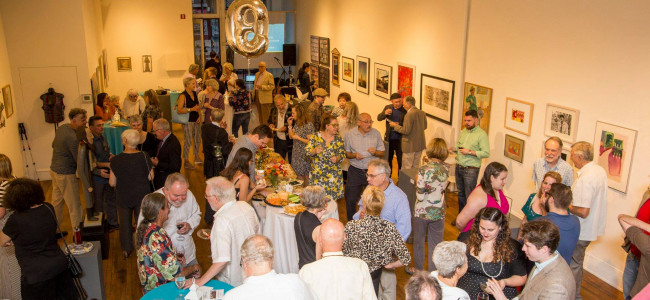 Celebrating its 30th anniversary, AfA Gallery in Scranton holds annual Holiday Auction on Nov. 17