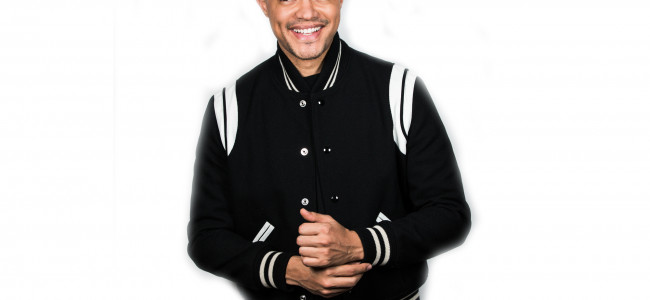 'Daily Show' host Trevor Noah takes 'Loud and Clear' stand-up comedy to Sands Bethlehem Event Center on Jan. 26