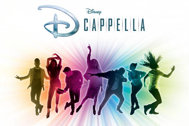 Disney a cappella group DCappella sings at F.M. Kirby Center in Wilkes-Barre on Feb. 13