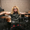 Founding Guns N' Roses drummer Steven Adler plays GN'R hits at Penn's Peak in Jim Thorpe on May 3