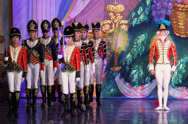 Moscow Ballet's 'Great Russian Nutcracker' marches back to Kirby Center in Wilkes-Barre on Dec. 14