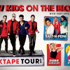 New Kids on the Block bring MixTape Tour with Salt-N-Pepa, Tiffany, and more to Hersheypark Stadium on July 6