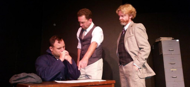 'Saint of Darkness' dramatizes real-life Philly police case at Olde Brick Theatre in Scranton Nov. 1-11