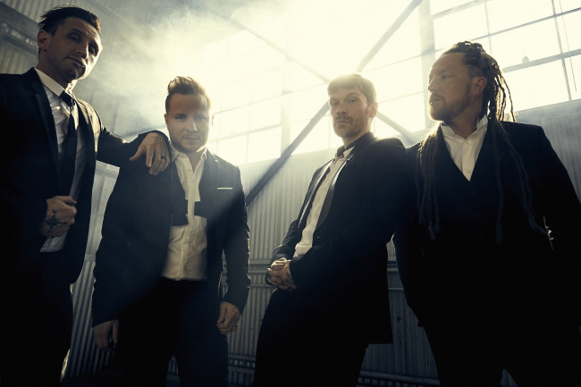 Shinedown, Papa Roach, and Asking Alexandria play at Giant Center in Hershey on March 1