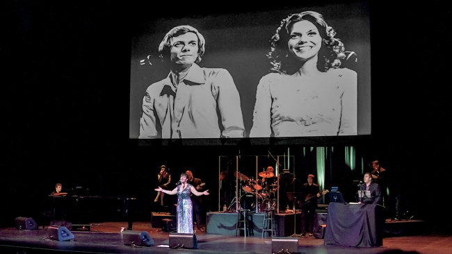 The Carpenters 'Remembered' at tribute show at Kirby Center in Wilkes-Barre on Feb. 15
