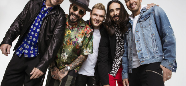Backstreet Boys reschedule rained-out Hersheypark Stadium concert for Sept. 16