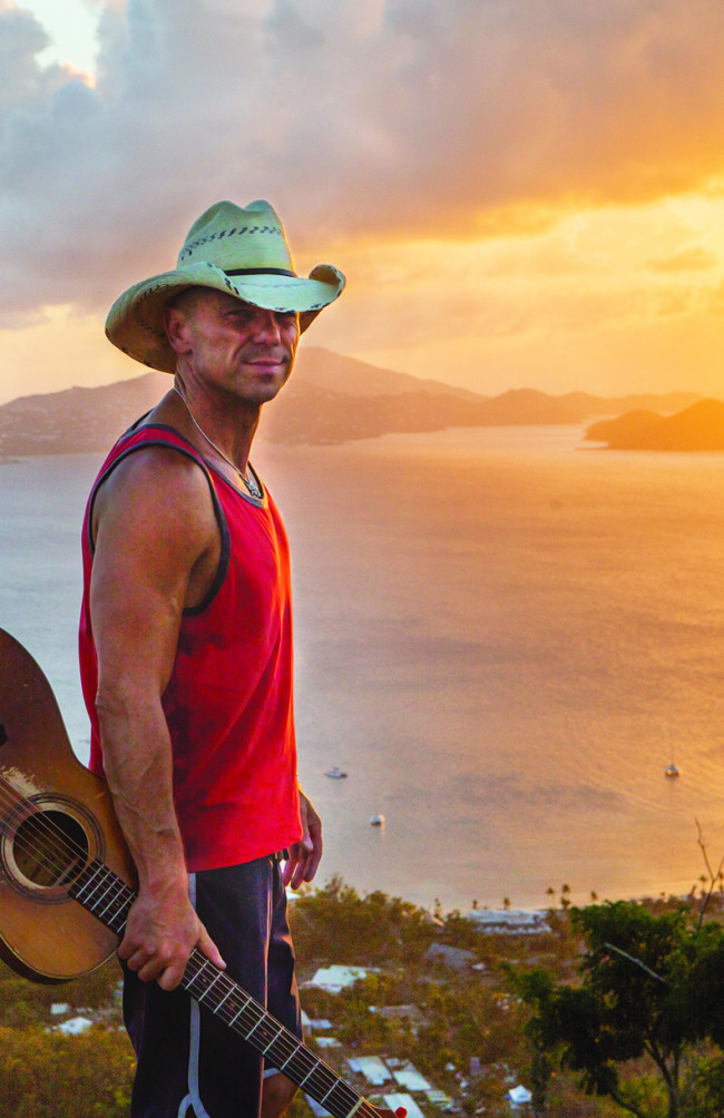 Country superstars Kenny Chesney and David Lee Murphy play at Mohegan Sun Arena in Wilkes-Barre on May 10